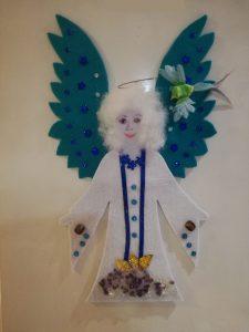 Novoletna delavnica – Angelske esence in izdelava Hišnega angela varuha @ Notranja Svetloba
