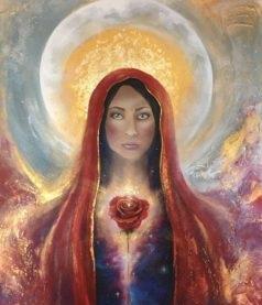 Kristalna vrtnica - meditacija z mojstrom Jezusom in Marijo Magdaleno @ Notranja Svetloba | Ljubljana | Slovenija