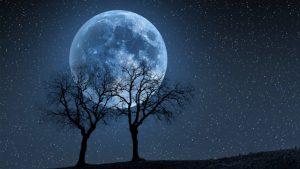 super modra luna